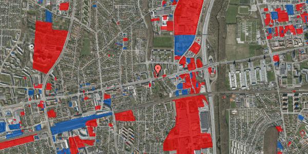 Jordforureningskort på Byparkvej 2, 1. th, 2600 Glostrup