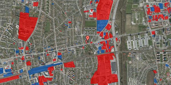 Jordforureningskort på Byparkvej 4, 1. th, 2600 Glostrup