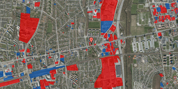 Jordforureningskort på Byparkvej 4, 1. tv, 2600 Glostrup