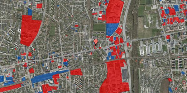 Jordforureningskort på Byparkvej 8, 1. th, 2600 Glostrup