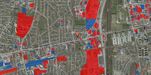 Jordforureningskort på Byparkvej 10, 1. mf, 2600 Glostrup