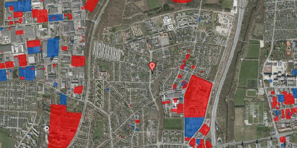 Jordforureningskort på Byparkvej 123, 2600 Glostrup