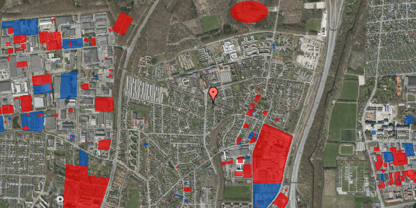 Jordforureningskort på Byparkvej 138, 2600 Glostrup