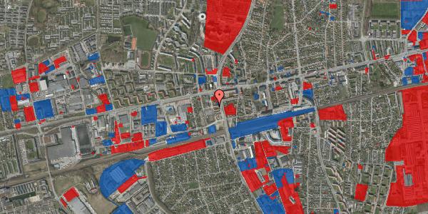 Jordforureningskort på Christiansvej 7, st. th, 2600 Glostrup