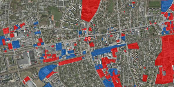 Jordforureningskort på Christiansvej 13, 2. mf, 2600 Glostrup