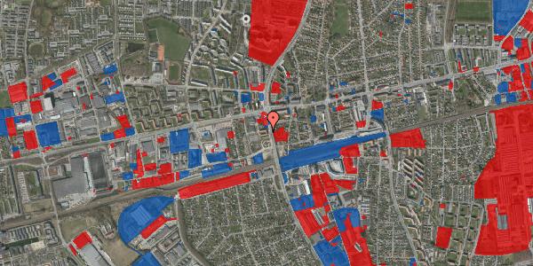 Jordforureningskort på Christiansvej 15, 2. th, 2600 Glostrup