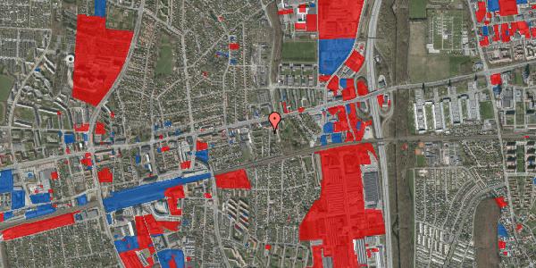 Jordforureningskort på Clarasvej 6, 2600 Glostrup