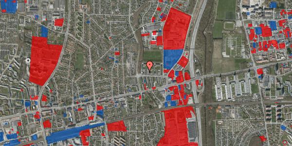 Jordforureningskort på Dalvangsvej 44, 2. 9, 2600 Glostrup