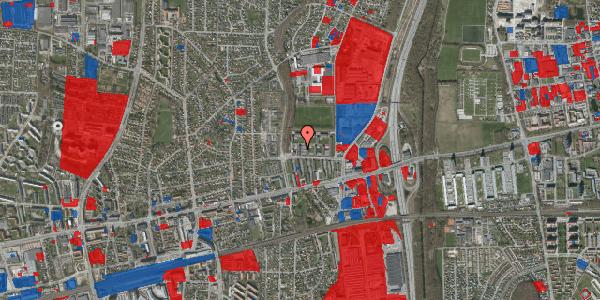 Jordforureningskort på Dalvangsvej 46, 2. 10, 2600 Glostrup