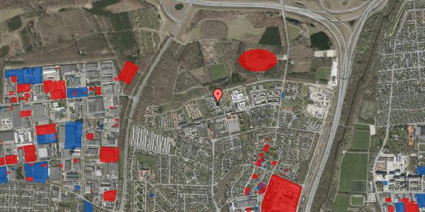 Jordforureningskort på Egeskoven 106, 2600 Glostrup