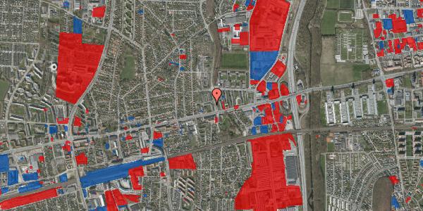Jordforureningskort på Lilliendalsvej 7, st. 4, 2600 Glostrup