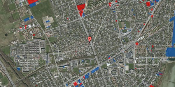 Jordforureningskort på Agerbækvej 8, 2650 Hvidovre