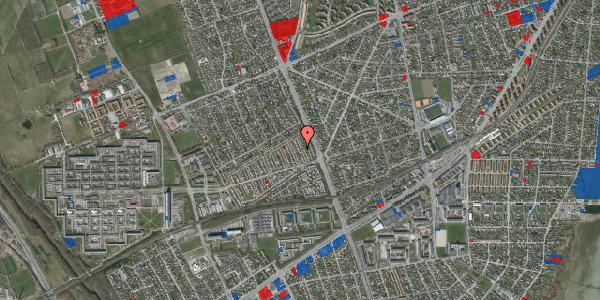 Jordforureningskort på Agerbækvej 11, 2650 Hvidovre