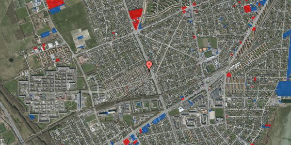 Jordforureningskort på Agerbækvej 12, 2650 Hvidovre