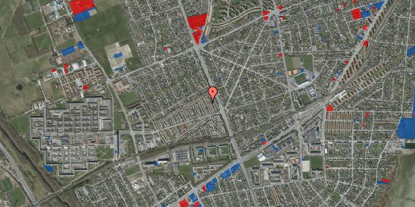 Jordforureningskort på Agerbækvej 13, 2650 Hvidovre