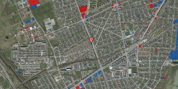 Jordforureningskort på Agerbækvej 14, 2650 Hvidovre