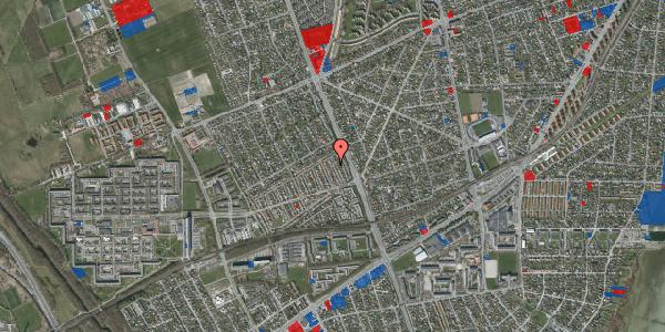 Jordforureningskort på Agerbækvej 15, 2650 Hvidovre