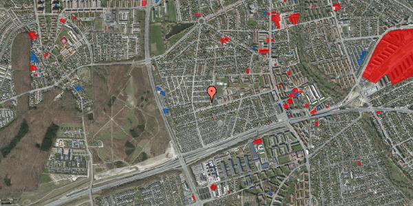 Jordforureningskort på Agermosen 5, 2650 Hvidovre