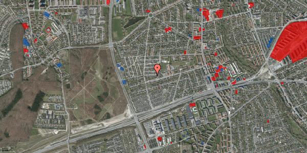 Jordforureningskort på Agermosen 7, 2650 Hvidovre