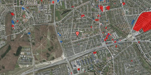 Jordforureningskort på Agermosen 8, 2650 Hvidovre