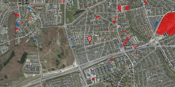 Jordforureningskort på Agermosen 13, 2650 Hvidovre