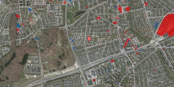 Jordforureningskort på Agermosen 18, 2650 Hvidovre