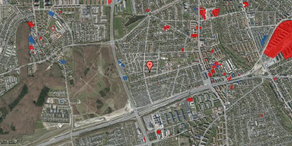 Jordforureningskort på Agermosen 19, 2650 Hvidovre