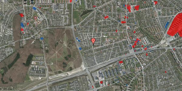 Jordforureningskort på Agermosen 23, 2650 Hvidovre