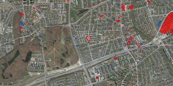 Jordforureningskort på Agermosen 25, 2650 Hvidovre