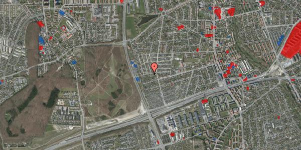 Jordforureningskort på Agermosen 31, 2650 Hvidovre