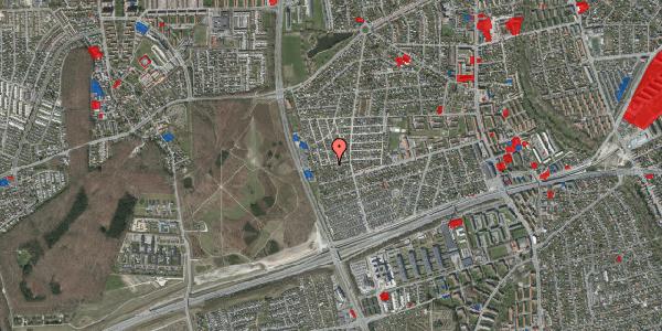 Jordforureningskort på Agermosen 35, 2650 Hvidovre