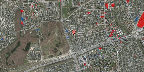 Jordforureningskort på Agermosen 39, 2650 Hvidovre