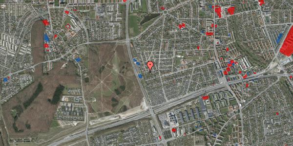 Jordforureningskort på Agermosen 41, 2650 Hvidovre