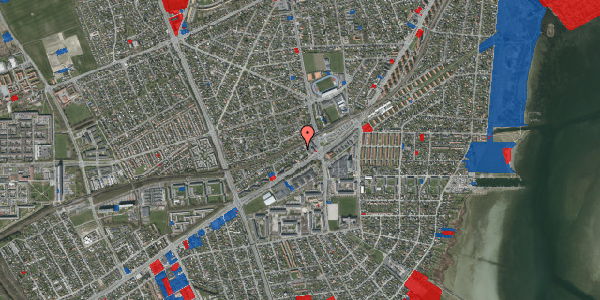 Jordforureningskort på Ajax Alle 5, 2650 Hvidovre