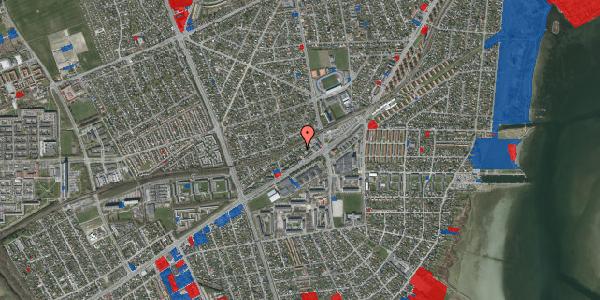 Jordforureningskort på Ajax Alle 9, 2650 Hvidovre