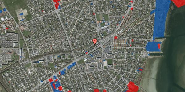 Jordforureningskort på Ajax Alle 11, 2650 Hvidovre