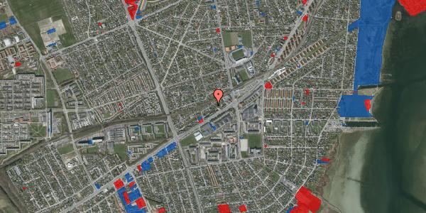 Jordforureningskort på Ajax Alle 13, 2650 Hvidovre