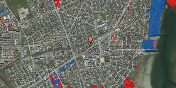 Jordforureningskort på Ajax Alle 18, 2650 Hvidovre