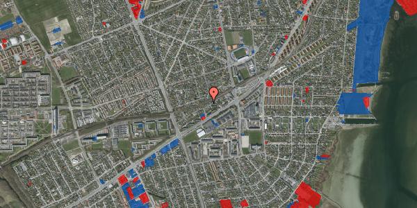 Jordforureningskort på Ajax Alle 20, 2650 Hvidovre