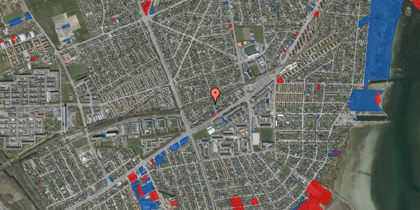 Jordforureningskort på Ajax Alle 26, 2650 Hvidovre