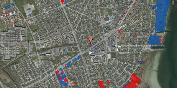Jordforureningskort på Ajax Alle 31, 2650 Hvidovre