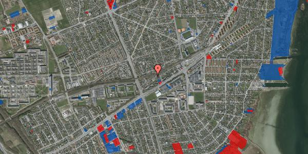 Jordforureningskort på Ajax Alle 32, 2650 Hvidovre