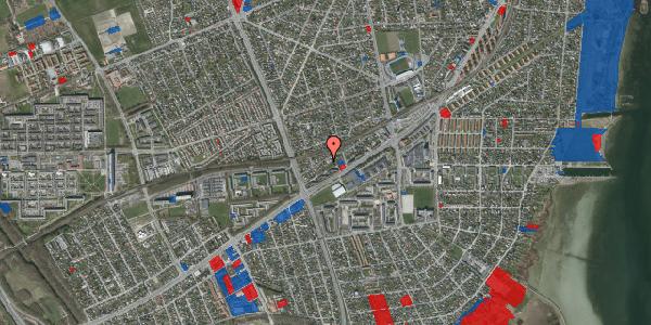 Jordforureningskort på Ajax Alle 37, 2650 Hvidovre
