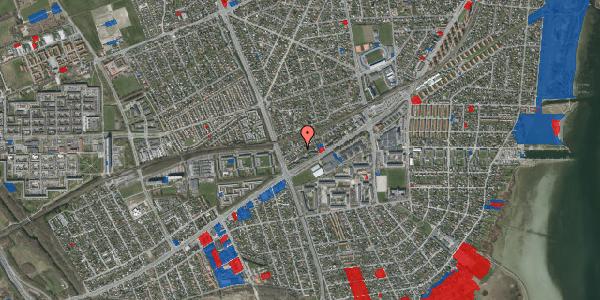 Jordforureningskort på Ajax Alle 43, 2650 Hvidovre