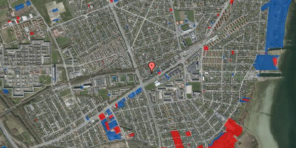 Jordforureningskort på Ajax Alle 45A, 2650 Hvidovre