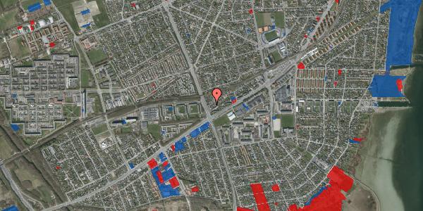 Jordforureningskort på Ajax Alle 53, 2650 Hvidovre