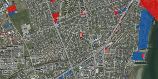 Jordforureningskort på Aktæons Alle 10, 2650 Hvidovre