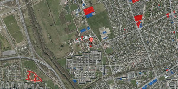 Jordforureningskort på Alarmpladsen 2, 2650 Hvidovre