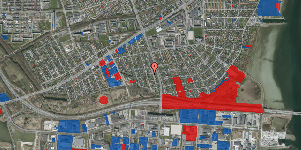 Jordforureningskort på Alkestien 4, 2650 Hvidovre