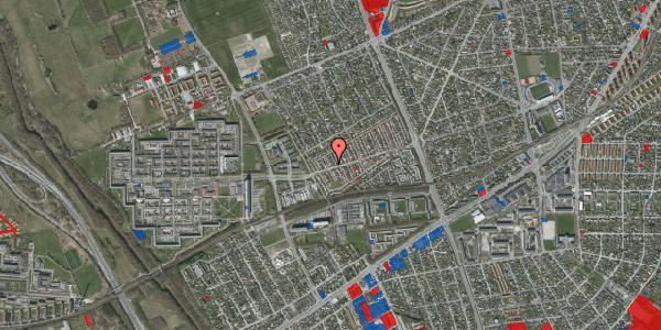 Jordforureningskort på Allesøvej 10, 2650 Hvidovre